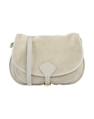 AVRIL GAU Handbags in Light Grey
