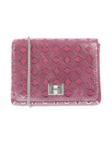 AVRIL GAU Handbag in Garnet