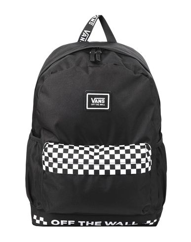 9ccc4206d38 Vans Wm Sporty Realm Plus Black - Backpack & Fanny Pack - Men Vans ...