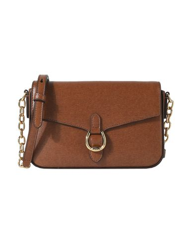 6291e34852 Lauren Ralph Lauren Leather Crossbody Bag - Across-Body Bag - Women ...