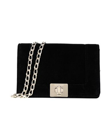 f9f741a969 Borsa A Tracolla Serapian Mini Meliné Chain Bag Velvet New Black ...