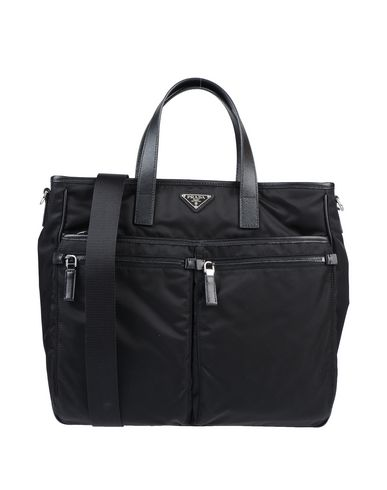 23ba51c2e89b Prada Handbag - Men Prada Handbags online on YOOX Belgium - 45429118UG