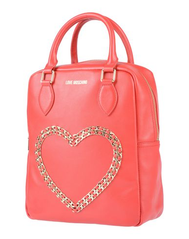 Zaini   Marsupi Love Moschino Donna - Acquista online su YOOX ... 10f15ee710f