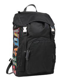 c397a0492e0a Prada Men - Prada Backpacks   Fanny Packs - YOOX United States
