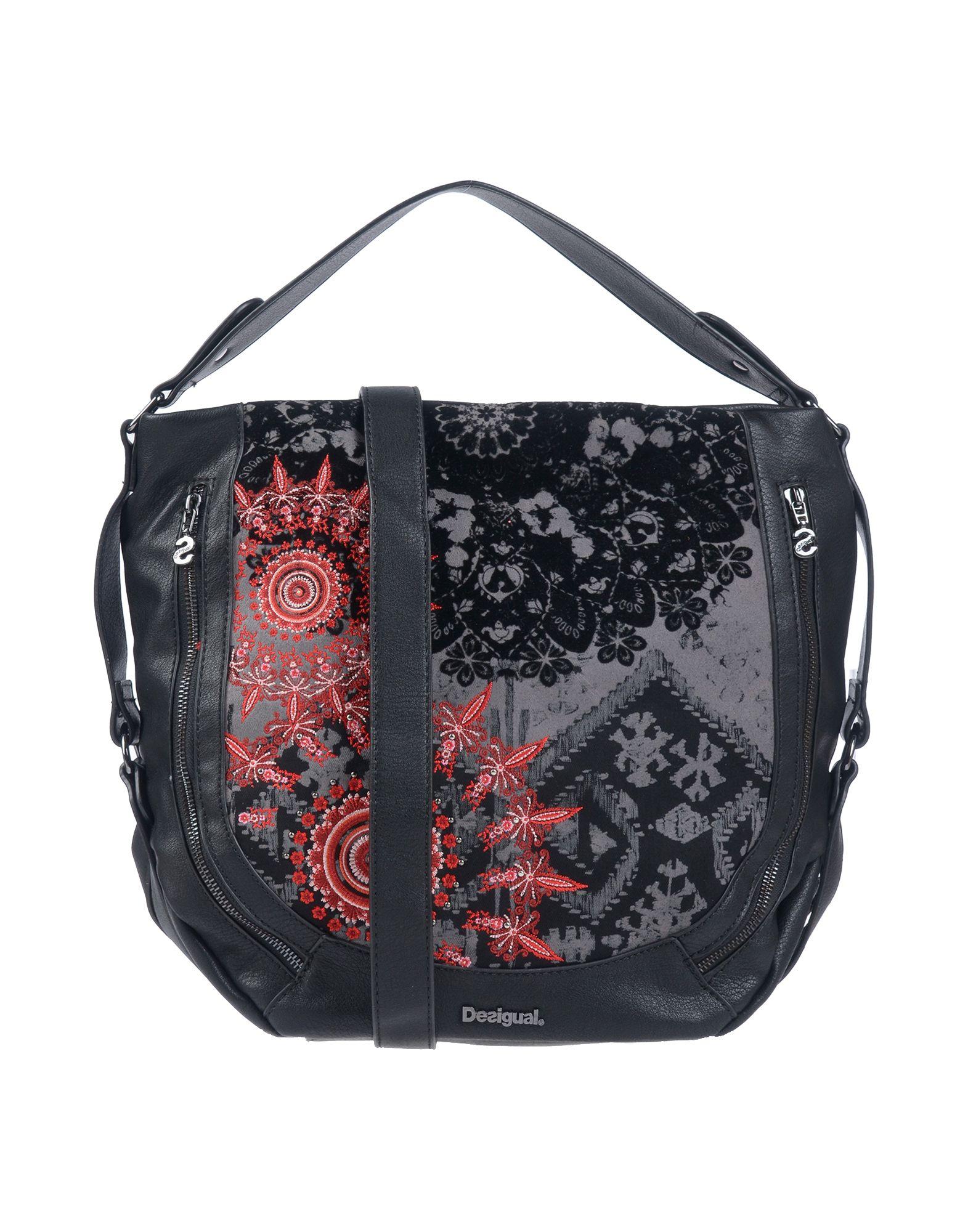 40494b59500c Desigual Handbag - Women Desigual Handbags online on YOOX Hong Kong ...