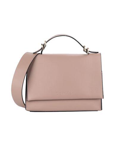 Calvin Klein Serene Small Sactchell - Handbag - Women Calvin Klein ... bea595cc283ad