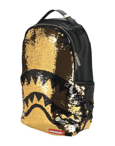 SPRAYGROUND Backpack & Fanny Pack in Black
