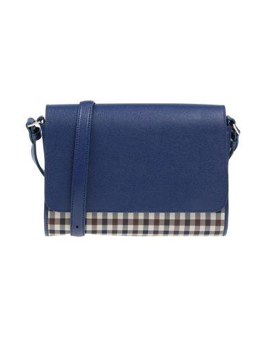 AQUASCUTUM Cross-Body Bags in Dark Blue
