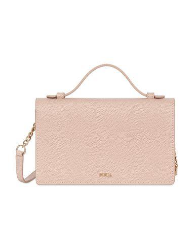 Furla Handbag In Pale Pink  66c0a0dcba225