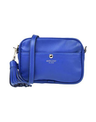 AVENUE 67 Cross-Body Bags in Bright Blue