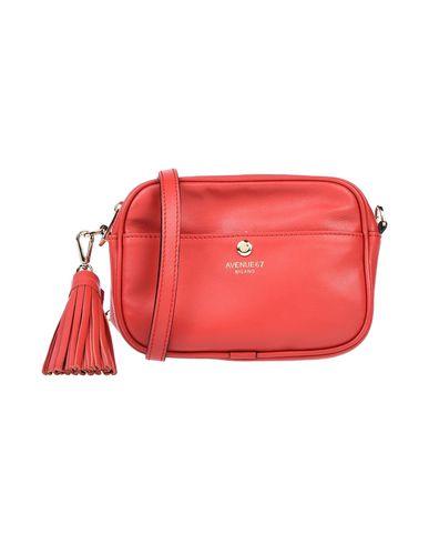 AVENUE 67 Cross-Body Bags in Red