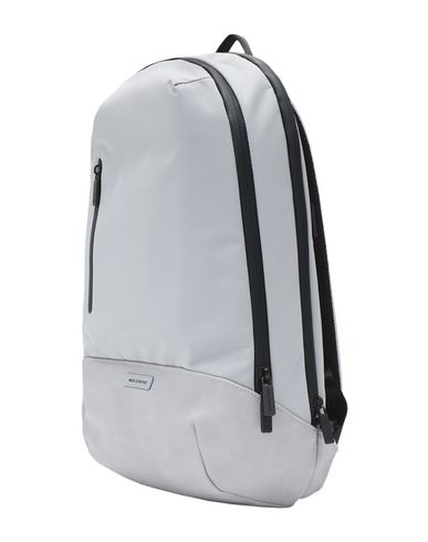 MOLESKINE Backpack & Fanny Pack in Light Grey