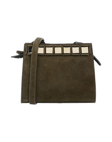 TOMASINI PARIS Handbags in Dark Green