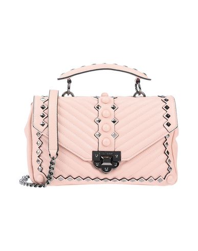 LA CARRIE BAG Handbag in Pale Pink