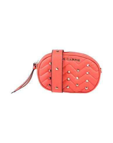 LA CARRIE BAG Handbag in Red