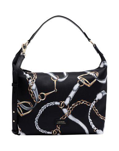 Lauren Ralph Lauren Equestrian Nylon Hobo Bag - Handbag - Women ... 5a5dbbf6cfecf