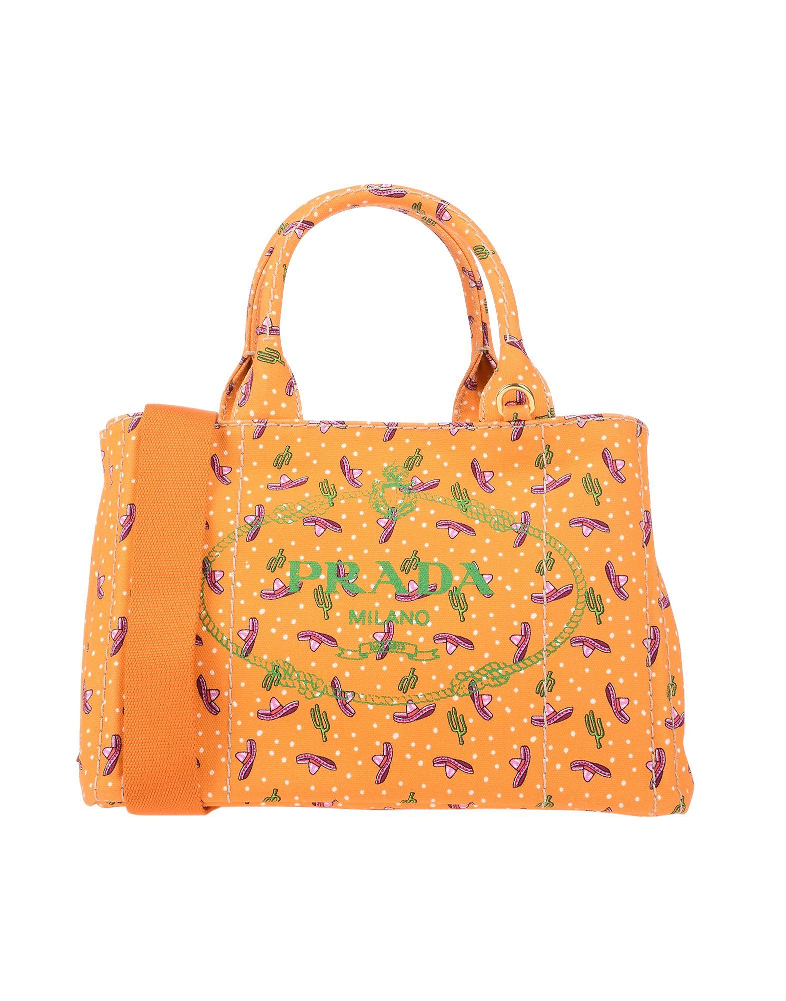Prada Handbag - Women Prada Handbags online on YOOX United States ... 8bbec6db78