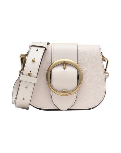 af58de29d579 Polo Ralph Lauren Pebbled Leather Lennox Crossbody - Across-Body Bag ...