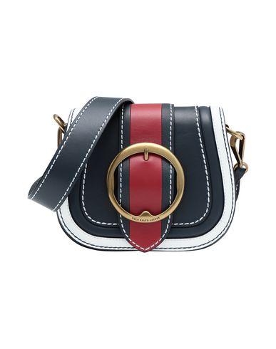 d7cd4b53355 Τσάντα Ταχυδρόμου Polo Ralph Lauren Leather Lennox Crossbody ...