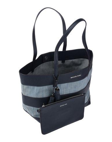 0db2165eafc5 Shop Michael Kors Handbags In Dark Blue