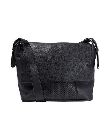 Giorgio Armani Cross-Body Bags In Black
