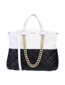 9d4d0e6208177e Guess Damentaschen: schwarze und blaue Guess Taschen auf YOOX
