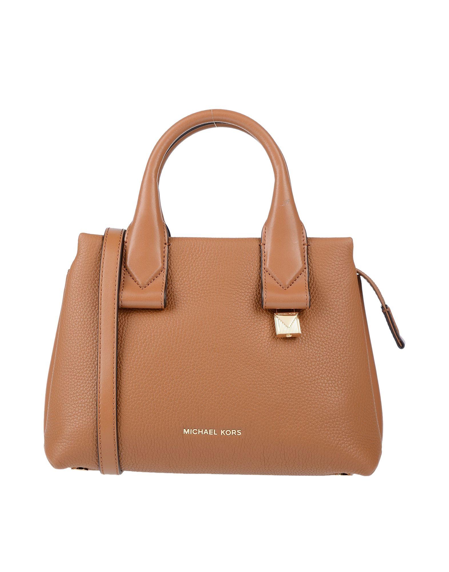 678df3af50166 Michael Kors Handbag - Women Michael Kors Handbags online on YOOX ...