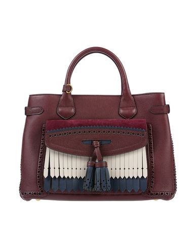 Women Burberry Handbags Online On Yoox