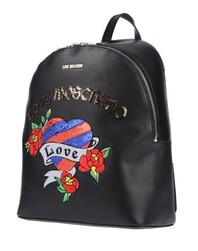 LOVE MOSCHINO - Rucksack & bumbag