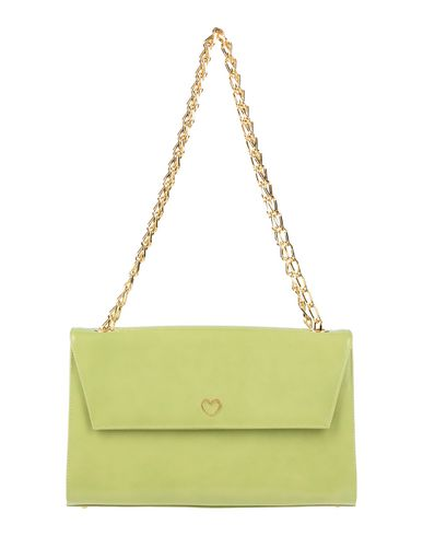 Cruciani Cross-Body Bags In Light Green