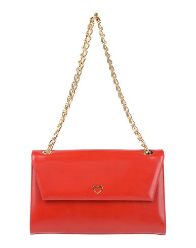 Cruciani Cross-Body Bags In Red