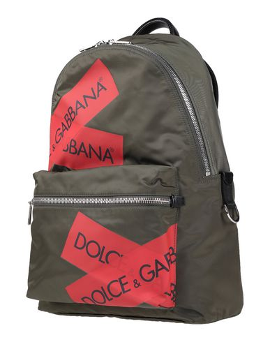 DOLCE & GABBANA - Rucksack & bumbag