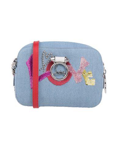 326dec160ae CHRISTIAN LOUBOUTIN Cross-body bags - Handbags | YOOX.COM
