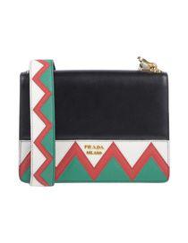 meet c9c71 ec0f0 Borse Prada donna: borsette, pochette e borse firmate Prada ...