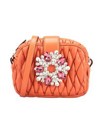 5f17090ead Borse a tracolla donna: borse moda, grandi e piccole | YOOX