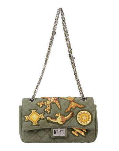Readymade Shoulder Bag In Military Green