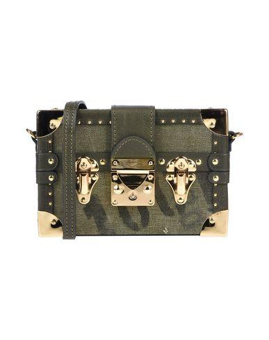 Readymade Handbag In Military Green