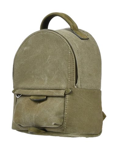 Readymade Backpack & Fanny Pack In Military Green