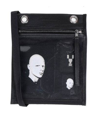 Drkshdw By Rick Owens Across Body Bag   Bags by Drkshdw By Rick Owens