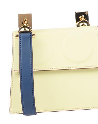 Marni Cross-Body Bags In Light Yellow