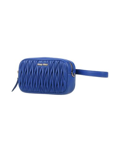 Miu Miu Backpacks Backpack & fanny pack