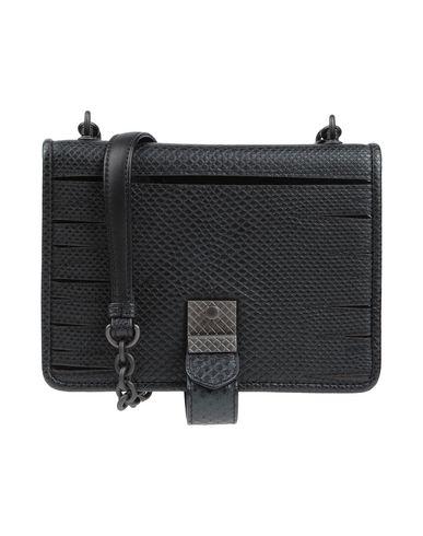 Bottega Veneta Shoulder Bag In Black