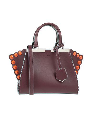 Fendi Leathers Handbag