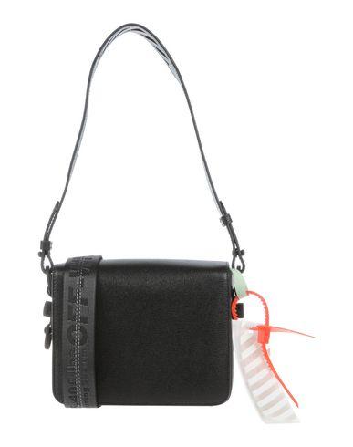 Off White Handbag Bags Yoox Com