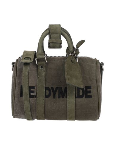 Readymade Cross-body Bags In Military Green