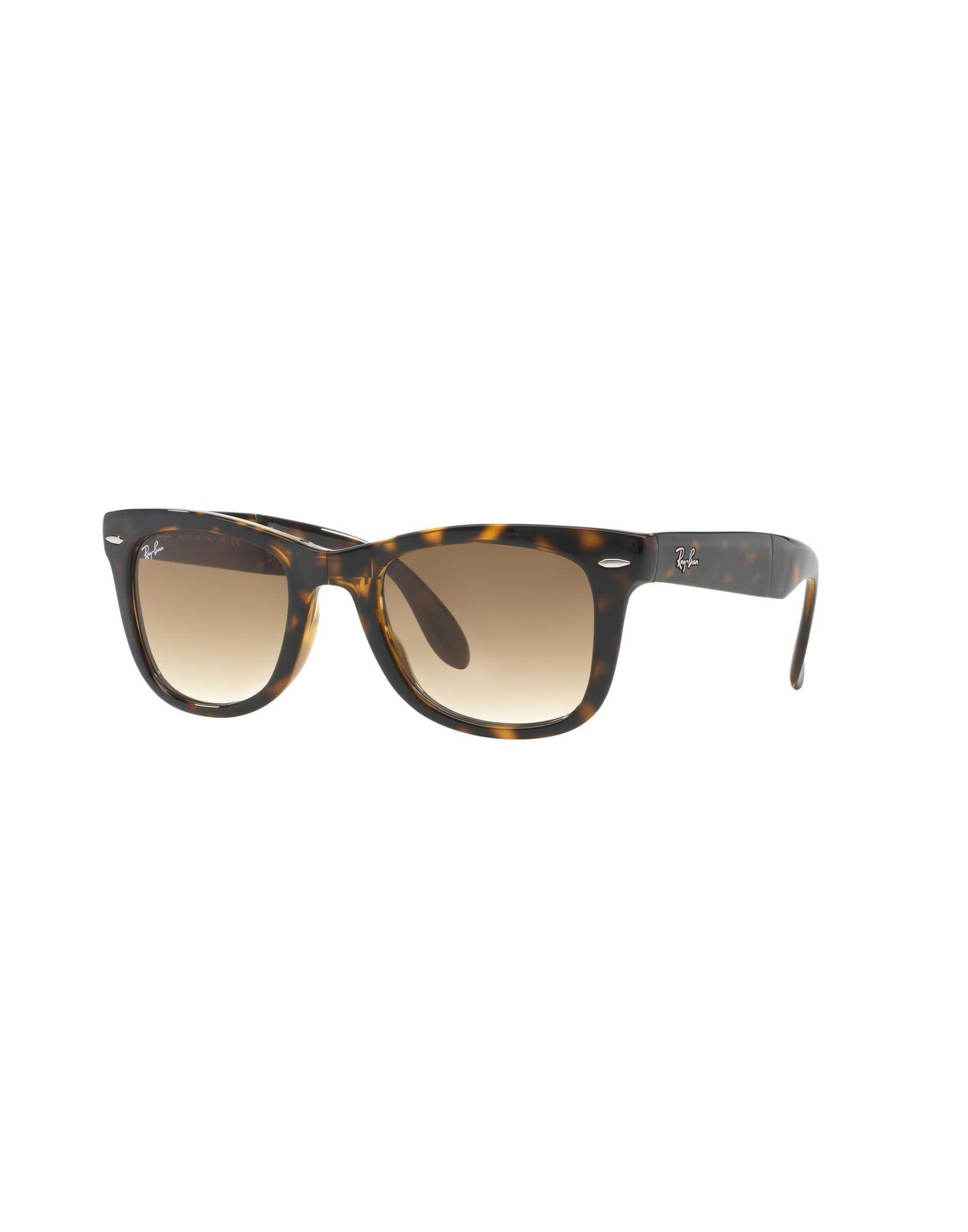 Occhiali Da Sole Ray-Ban Rb4105 Folding Wayfarer - Uomo - Acquista online su