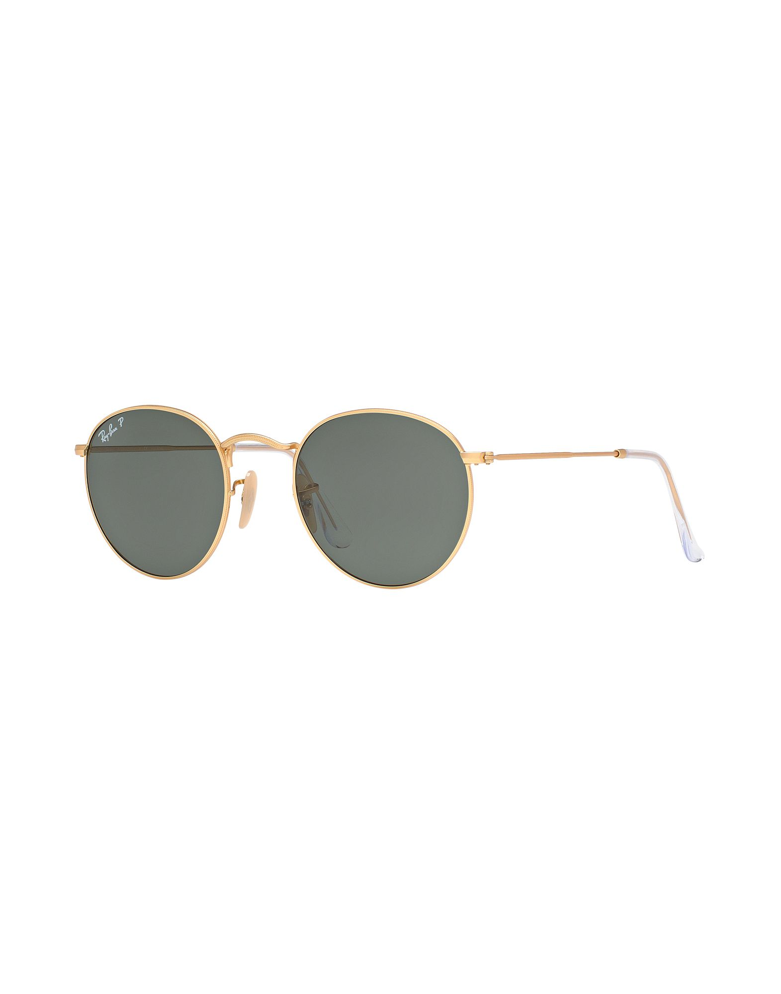 be014af6f448 Ray-Ban Rb3447 Round Metal - Sunglasses - Men Ray-Ban Sunglasses ...