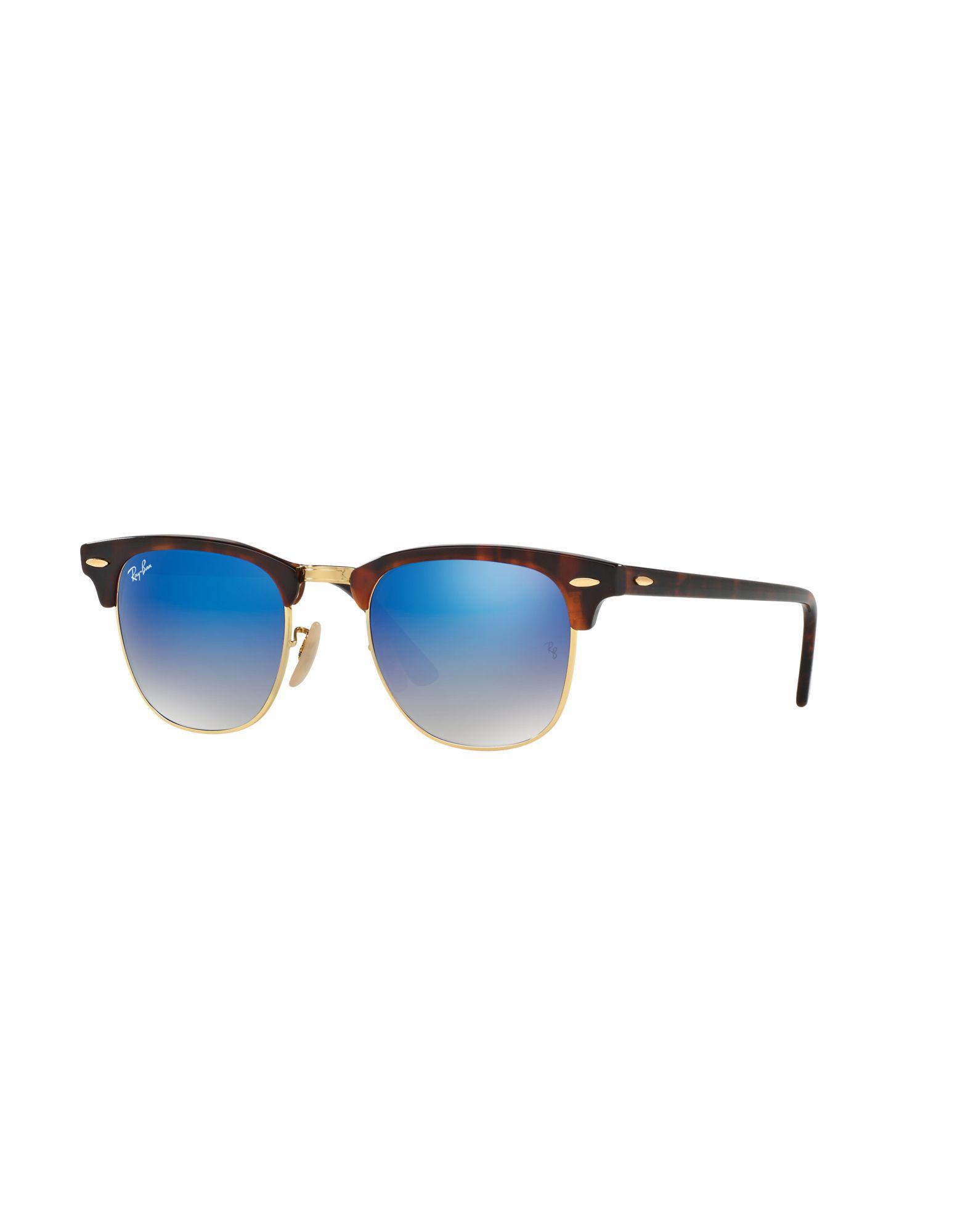 Occhiali Da Sole Ray-Ban Rb3016 Clubmaster - Uomo - Acquista online su