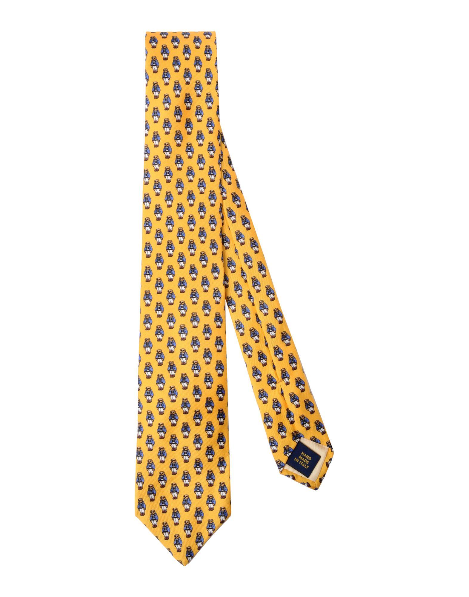 buy online cef59 325cd Cravatta Polo Ralph Lauren Uomo - Acquista online su YOOX ...