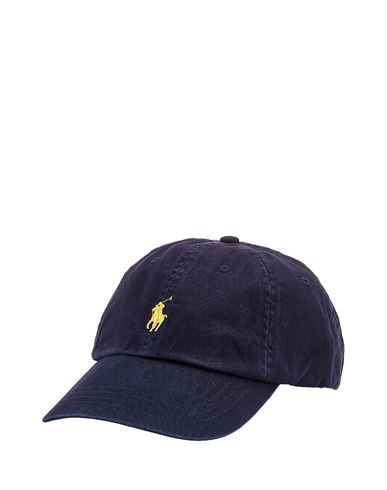 f7822d6baa6f98 Polo Ralph Lauren Cotton Chino Cap - Hat - Men Polo Ralph Lauren ...